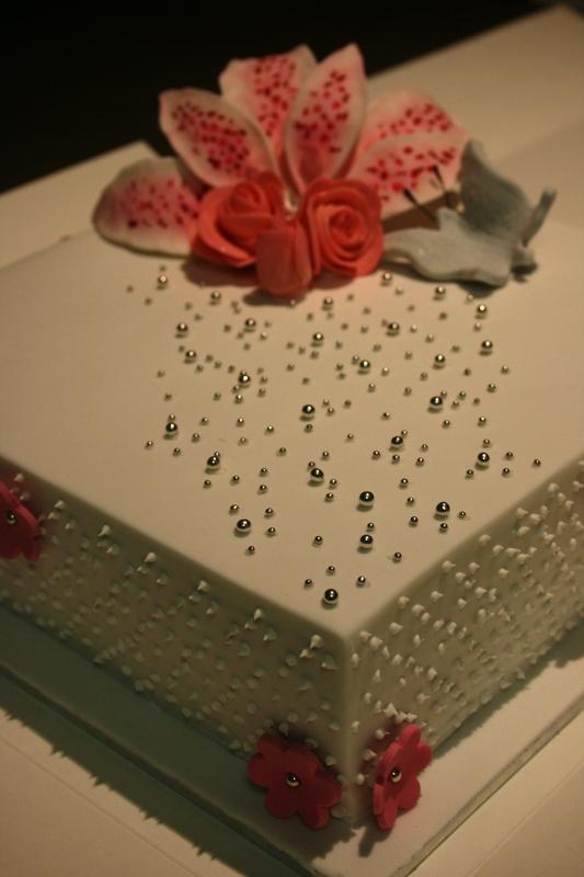 An 80th Birthday Cake