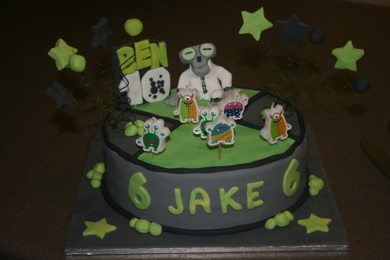 Jakes 6th Birthday Christee Lee Cakes