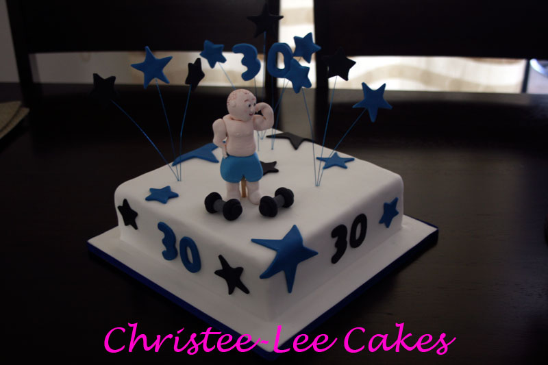 White Chocolate Christee Lee Cakes