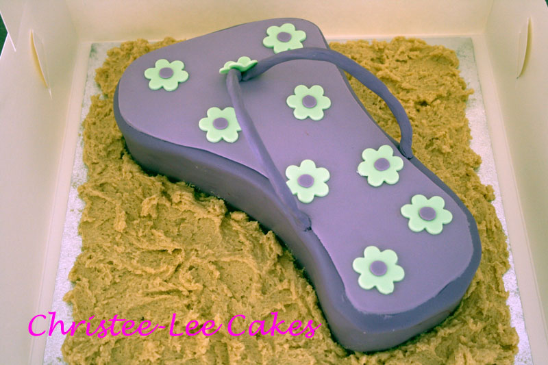 Thong Cake Christee Lee Cakes