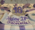 An 18th Birthday Cake