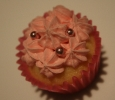 Petite Vanilla Cupcake